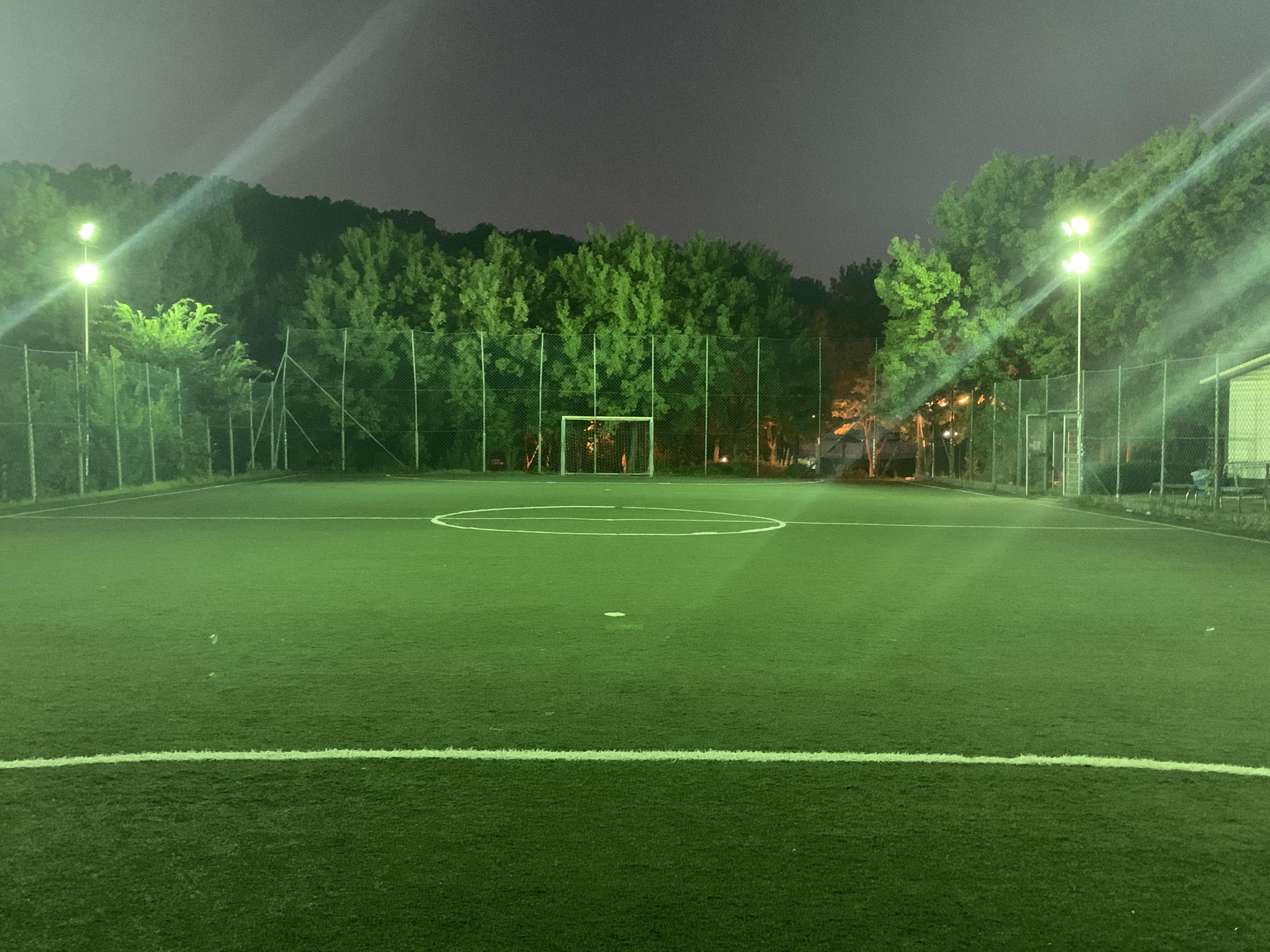 인천 문학경기장 풋살구장