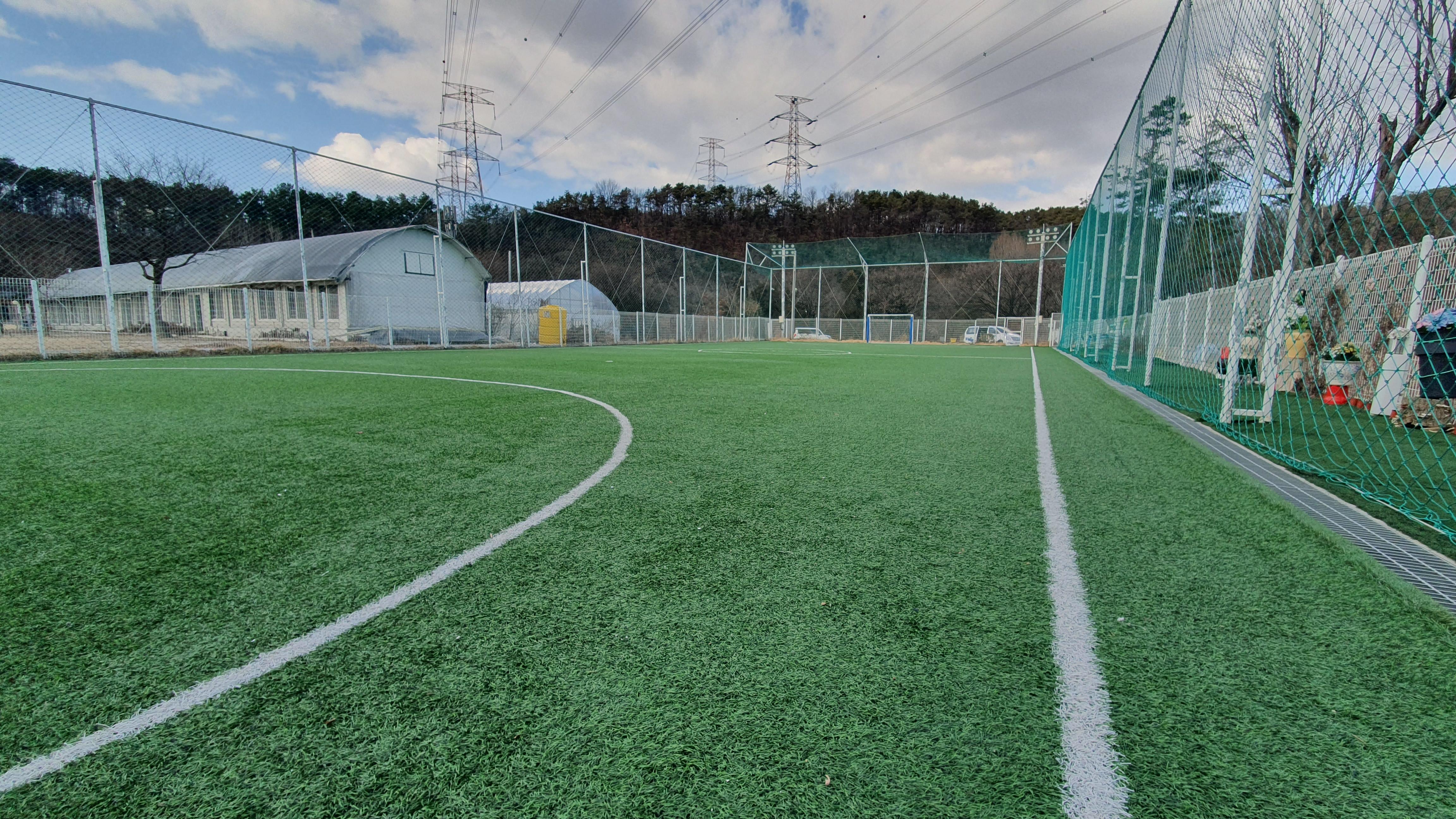 고양 한국축구센터