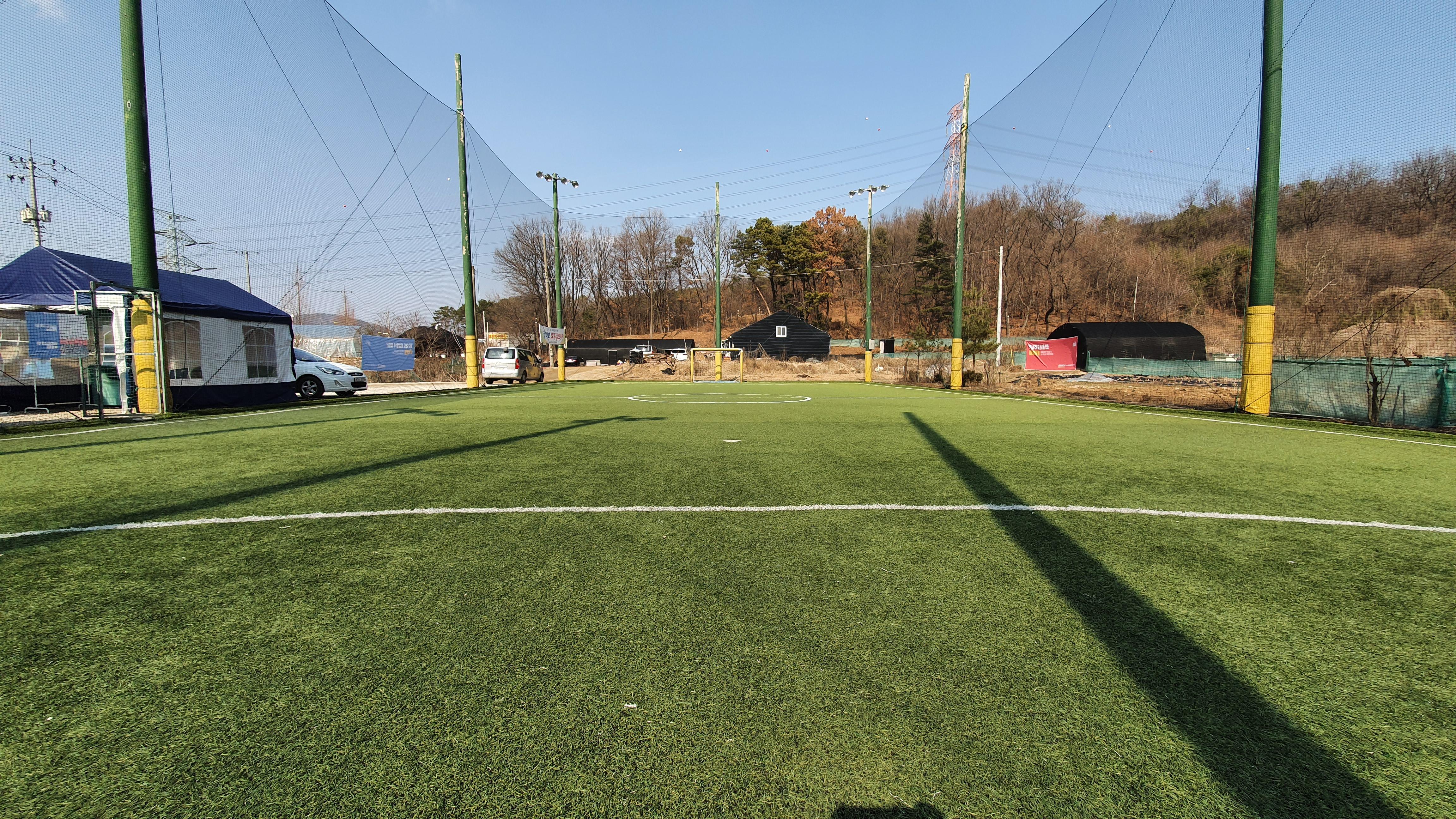의정부 탄탄 축구클럽 1구장